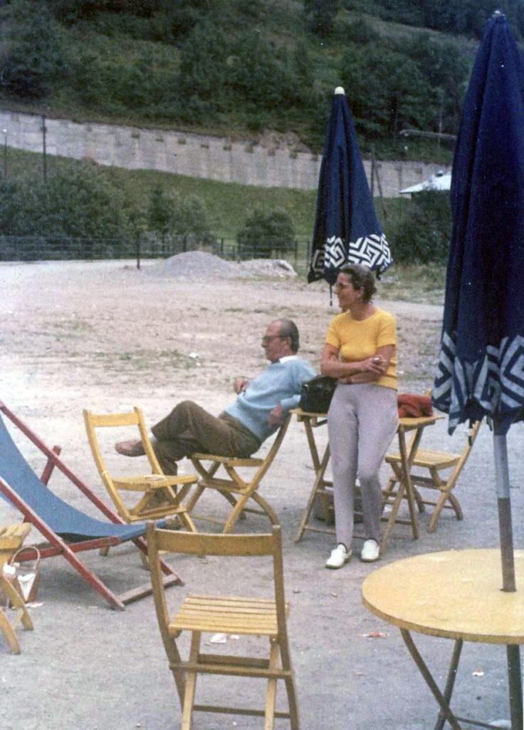 Aldo Fercioni e Graziella Busatti  Isolaccia